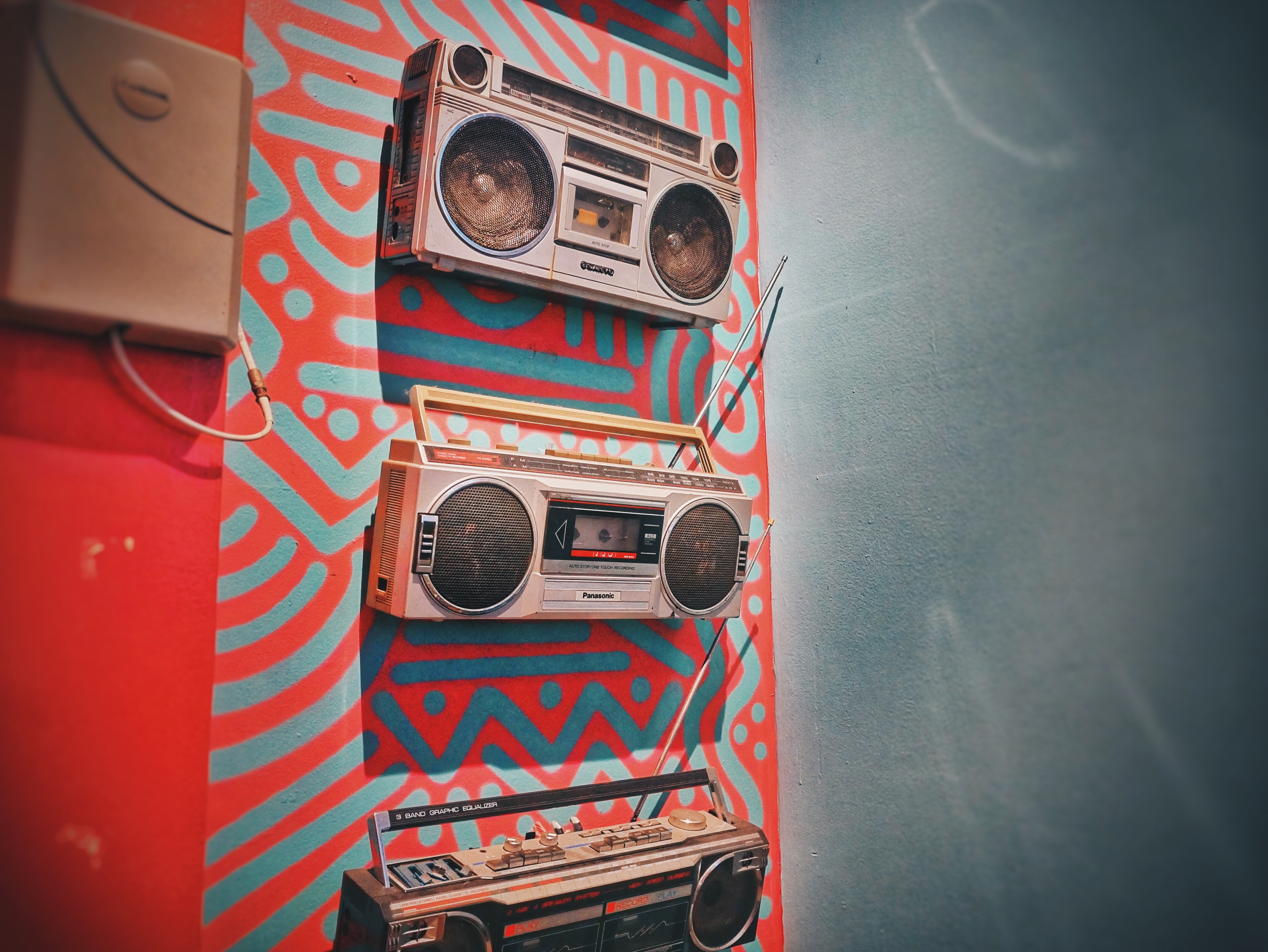 FAQs, The BoomBox and More with Jerry